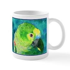 Blue-Fronted Amazon Mug