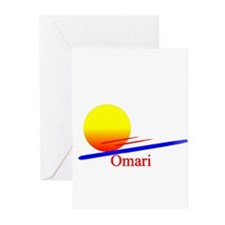 Omari Greeting Cards (Pk of 10)