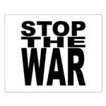 Stop The War Small Poster