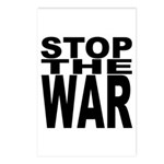 Stop The War Postcards (Package of 8)