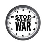 Stop The War Wall Clock