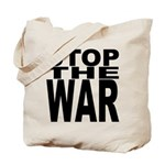 Stop The War Tote Bag