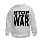 Stop The War Kids Sweatshirt