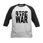 Stop The War Kids Baseball Jersey