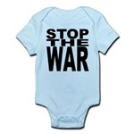 Stop The War Infant Bodysuit