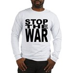 Stop The War Long Sleeve T-Shirt
