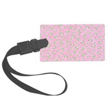 Bubblegum Butterflies Luggage Tag