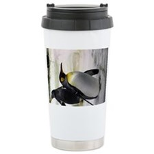 King Penguin 7 Ceramic Travel Mug