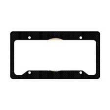 bostonnonsportminiwallet License Plate Holder