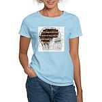 Caffeine Mantra Women's Light T-Shirt