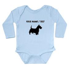 Custom Scottish Terrier Body Suit