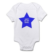 Amy Is My Idol Infant Bodysuit