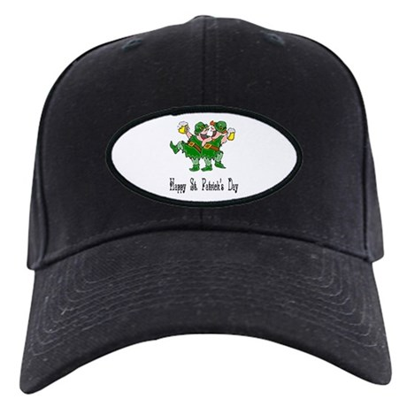 Leprechaun Dance Black Cap
