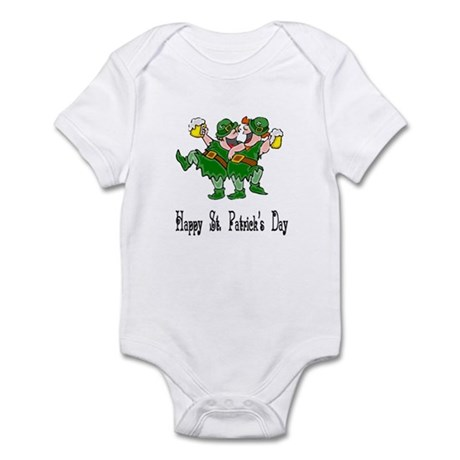 Leprechaun Dance Infant Bodysuit