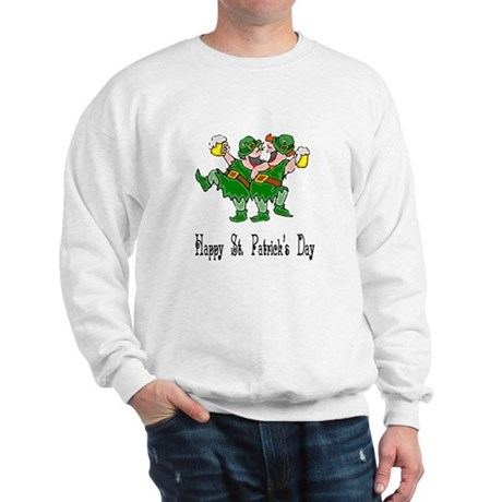 Leprechaun Dance Sweatshirt