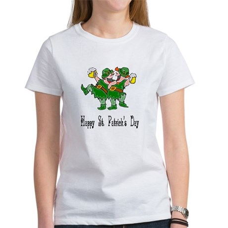 Leprechaun Dance Women's T-Shirt