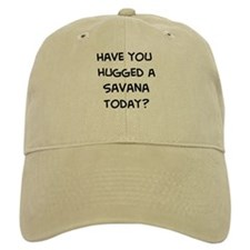 Hugged a Savana Baseball Cap
