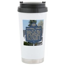 Gettysburg Address Travel Mug