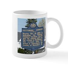 Gettysburg Address Mugs