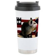 pusa Ceramic Travel Mug