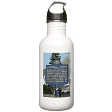 Gettysburg Address Water Bottle