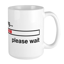 sracasm loading Coffee Mug