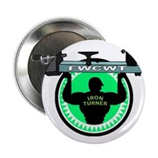 "IRON_TURNER_LOGO 2.25"" Button"