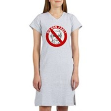 no-ron-paul_tr Women's Nightshirt