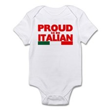 PROUD ITALIAN Infant Bodysuit