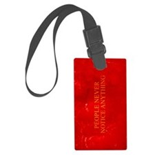 Catcher_iTouch4 Luggage Tag
