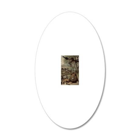 tj_iphone_4_slider_case 20x12 Oval Wall Decal