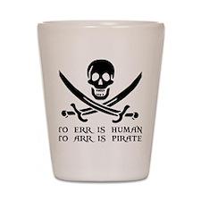 pirat Shot Glass