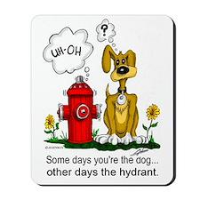 Hydrant Mousepad