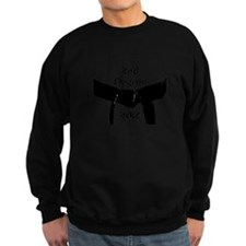 Martial Arts 2nd Degree Black Be Sweatshirt