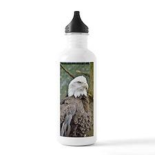 Bald Eagle Sports Water Bottle