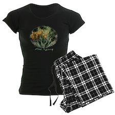 aloe agave cactus Pajamas