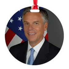 Ambassador_Jon_Huntsman Ornament