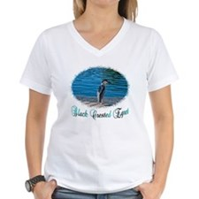 black crested egret Shirt