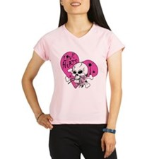 Love Hurts Skull.ai Performance Dry T-Shirt