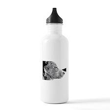 ACD Puppy Pondering Water Bottle