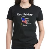 Red Friday (yellow ribbon) Tee