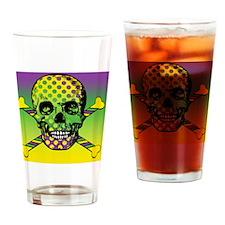 MGbeadPirDgSMp Drinking Glass