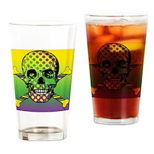 MGbeadPirDgSBeBag Drinking Glass