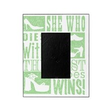 MostShoes_green Picture Frame