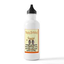 card-gemini Sports Water Bottle