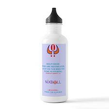 Hebrews blu 2 Water Bottle