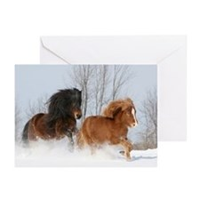Icelandic Horse Greeting/Holiday Cards (Pk Of 20)