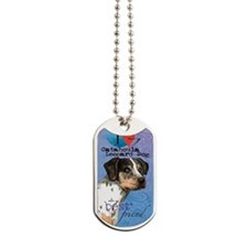 catahoula-kindle Dog Tags