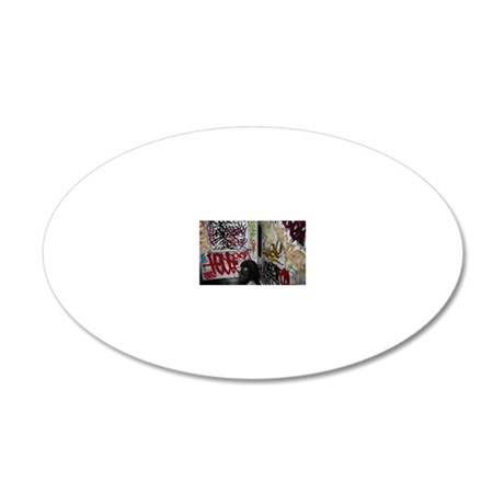 s80 Dolo 20x12 Oval Wall Decal