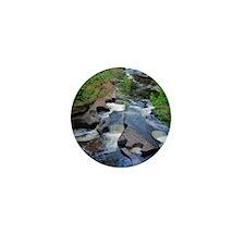 Presque Isle River Mini Button